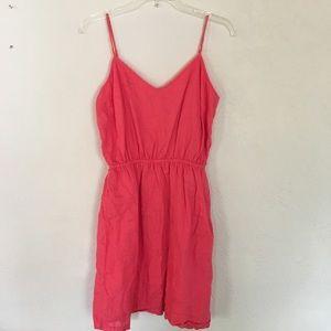 J Crew women's size small linen dress